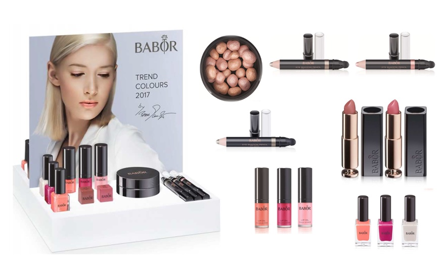 Babor lente/zomer make-up 2017