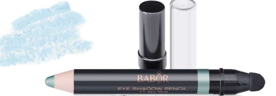 Eye shadow pencil sky blue babor 2018
