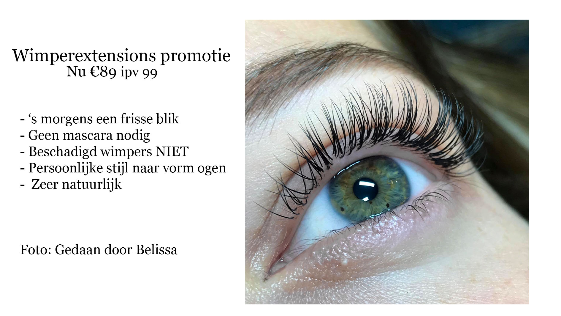 wimperextensions promo